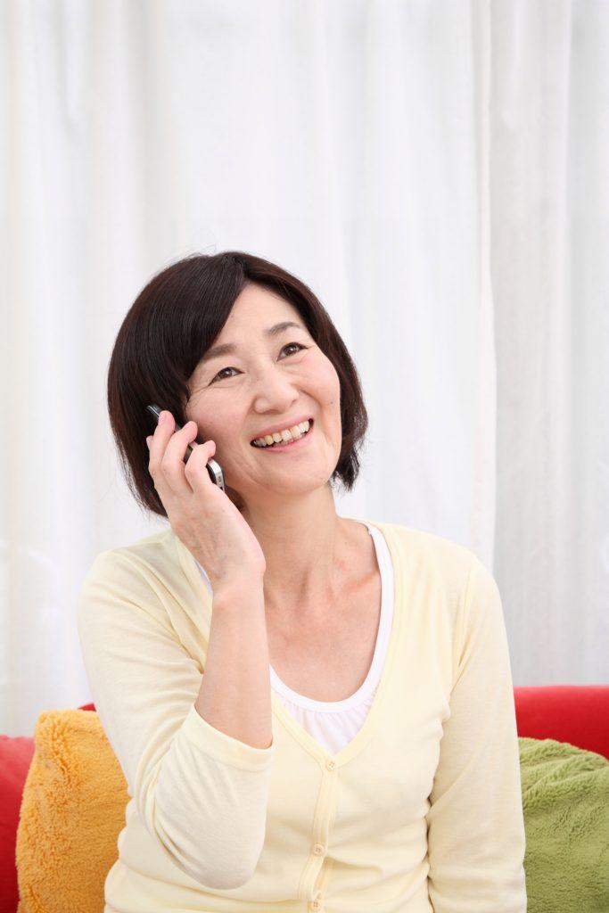 補聴器電話相談